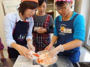 日野菜キッチン 料理 日野菜ラボ