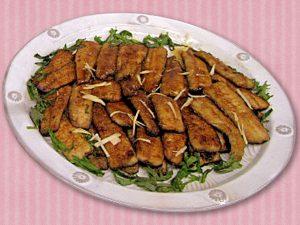 イワシのかば焼き  日野菜キッチン レシピ