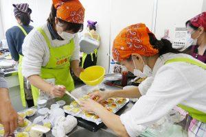 日野菜ママ 調理