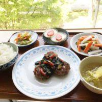 日野菜キッチンカフェ 夏メニュー