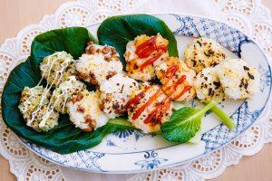 日野菜キッチン ご飯のおやき レシピ