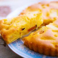 りんごとかぼちゃのケーキ 日野菜キッチン レシピ