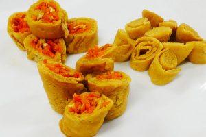 ニンジンしりしりポーポー 日野菜キッチンレシピ