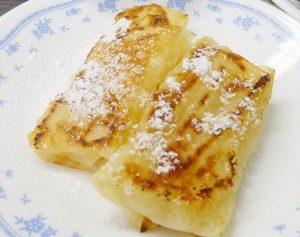 多摩川梨のパイ包み 日野菜キッチンレシピ