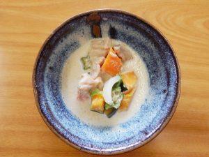 ミルクカレー 日野菜キッチン レシピ 子ども