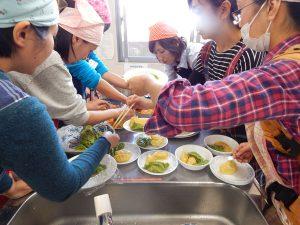 日野菜キッチン カフェ ラボ