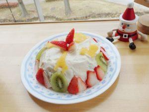 豆腐 クリスマスケーキ 日野菜キッチン レシピ