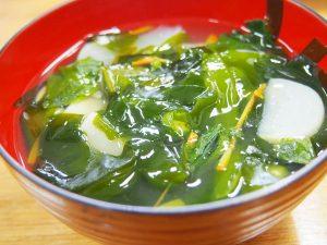 からだにやさしいねばねばスープ 日野菜キッチン レシピ