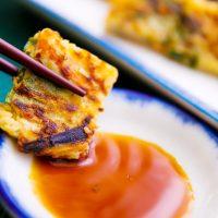 ジャガイモチヂミ 日野菜キッチン レシピ
